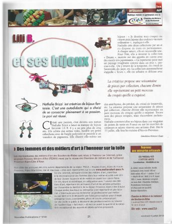 article nouvelle 2013